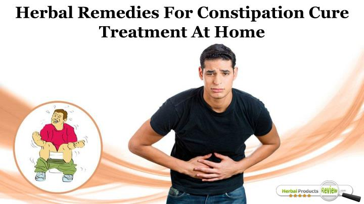 herbal remedies for constipation cure treatment n.