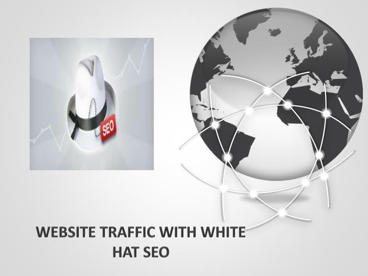 website traffic with white hat seo n.