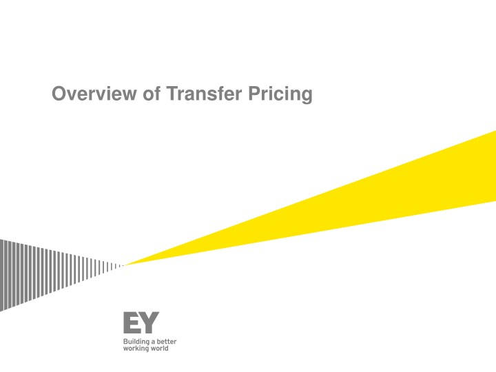 overview of transfer pricing n.