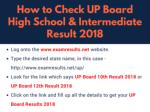 the uttar pradesh board is also most likely