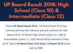 up board results 2017 up board 10 th up board 12 th results 2017