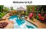welcome to h 3 o