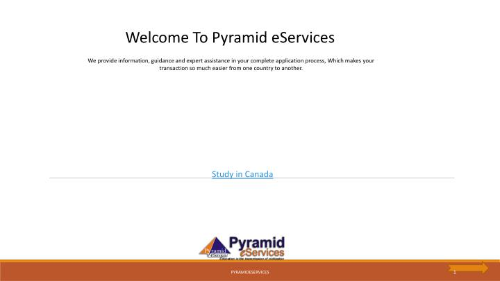welcome to pyramid eservices n.