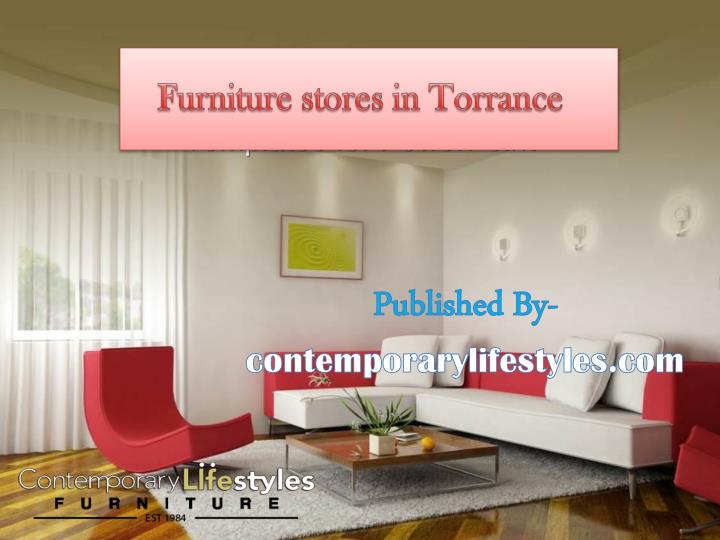 furniture stores in torrance n.
