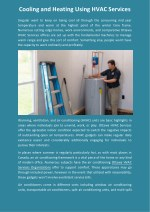 cooling and heating using hvac services 1