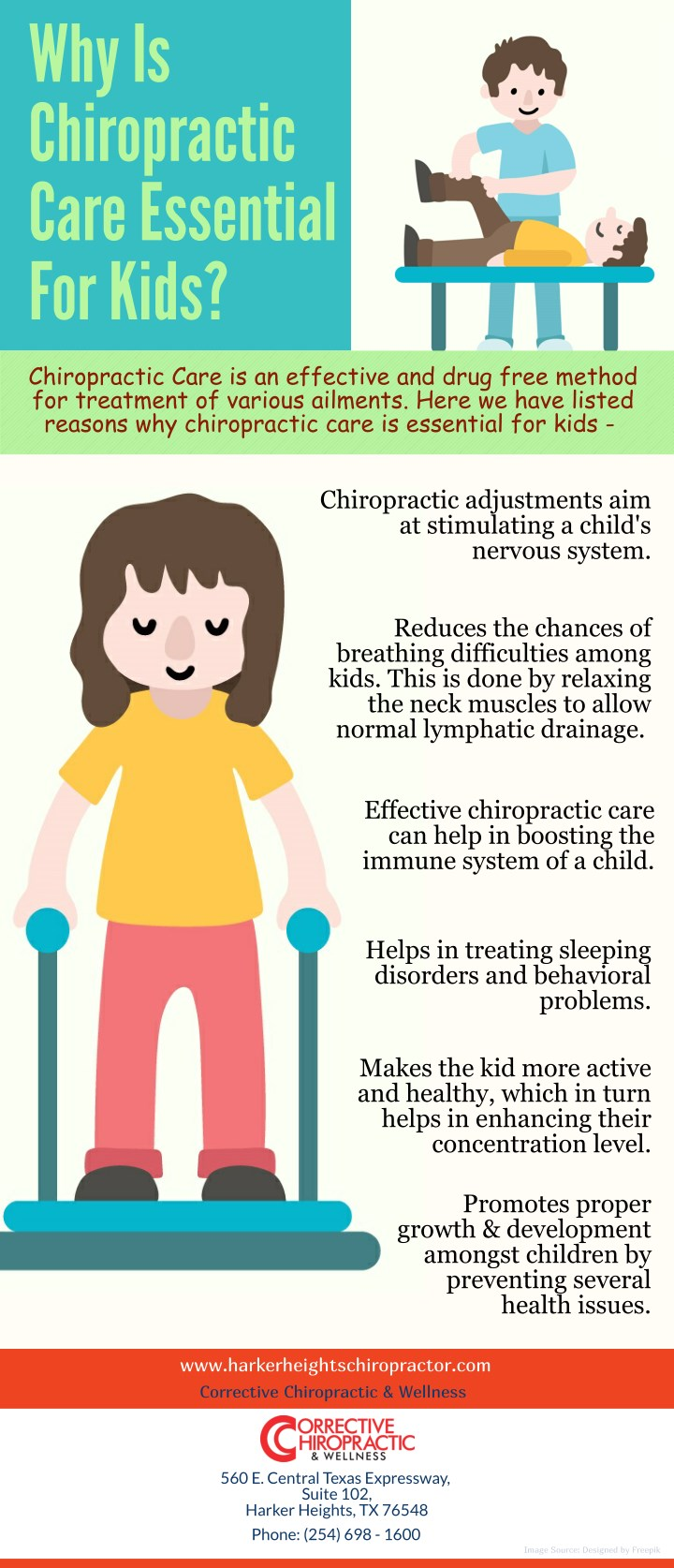 why is chiropractic care essential for kids n.