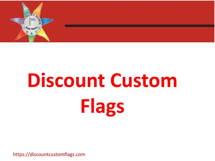 discount custom flags n.