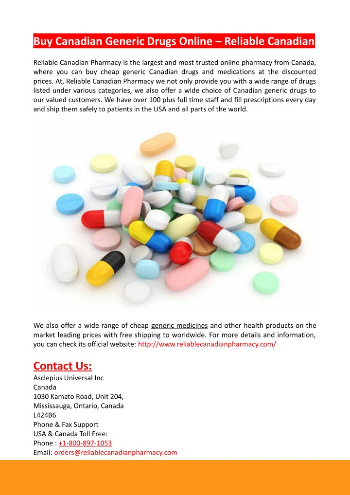 buy canadian generic drugs online reliable n.