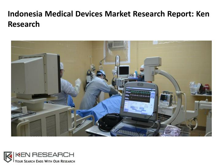 indonesia medical devices market research report n.