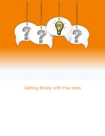 getting ready with your idea