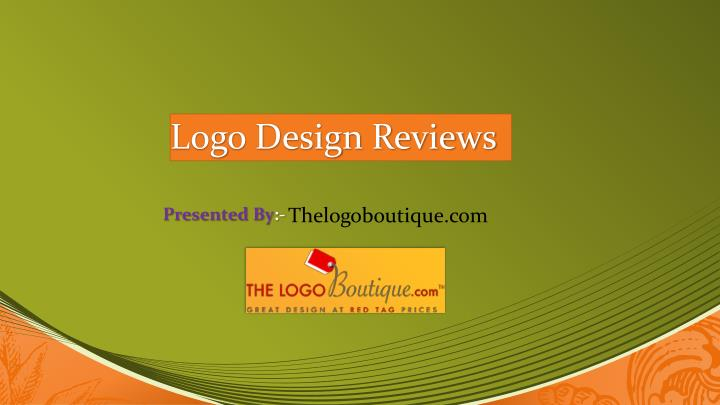 logo design reviews n.