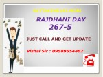 sattaking143 mobi rajdhani day 267 5