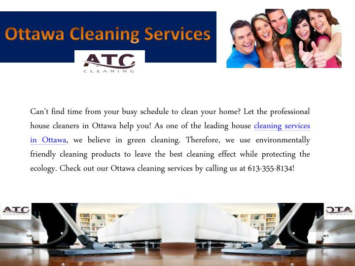 ottawa cleaning services n.