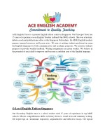 ace english tutor is a premier english tuition