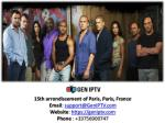 15th arrondissement of paris paris france email