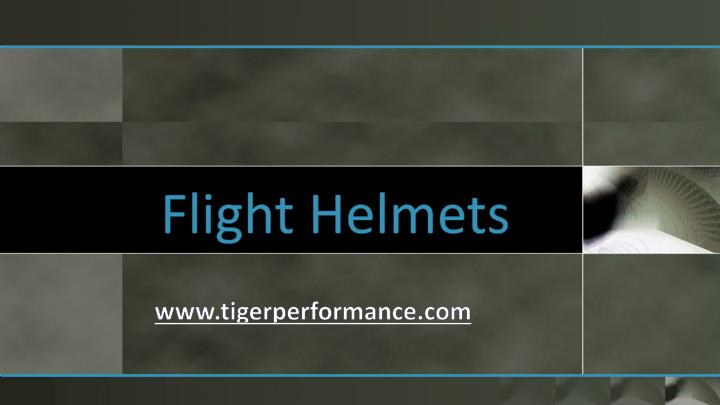 flight helmets n.
