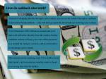 how do cashback sites work