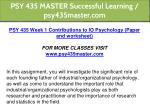 psy 435 master successful learning psy435master 2