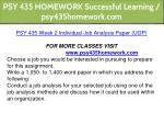psy 435 homework successful learning 7