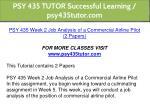 psy 435 tutor successful learning psy435tutor com 9