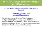 psy 450 guides successful learning psy450guides 8