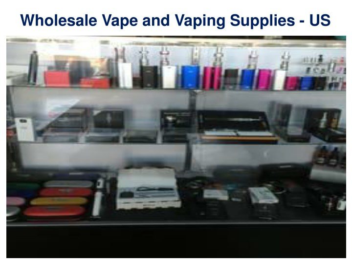wholesale vape and vaping supplies us n.