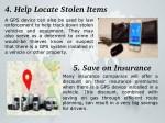 4 help locate stolen items