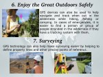 6 enjoy the great outdoors safely