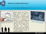 asset location services