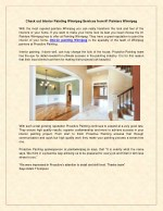 check out interior painting winnipeg services