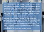 qinyi electronics co ltd qysmt which specializes