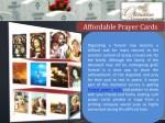 affordable prayer cards