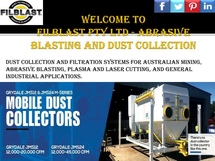 welcome to filblast pty ltd abrasive blasting and dust collection n.