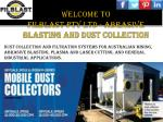 welcome to filblast pty ltd abrasive blasting and dust collection