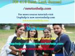 fin 419 read lead succeed newtonhelp com 1