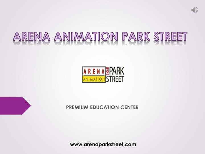 arena animation park street n.