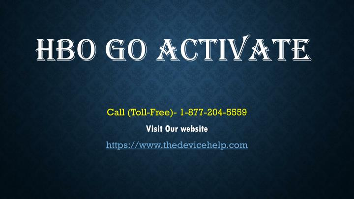 hbo go activate n.