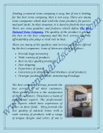 finding a natural stone company is easy