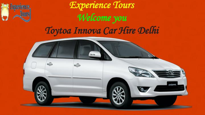 experience tours welcome you toytoa innova n.