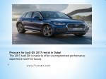proxcars for audi q5 2017 rental in dubai