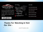 thanks for watching visit our site