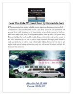 gear the ride without fear by eezeeride com