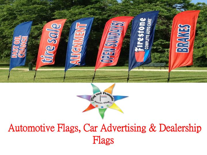 automotive flags car advertising dealership flags n.