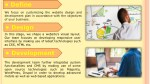 define development plan in accordance with