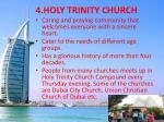 4 holy trinity church caring and praying