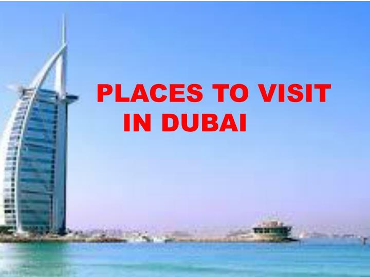 places to visit in dubai n.