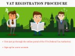 vat registration procedure