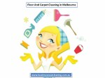 floor and carpet cleaning in melbourne