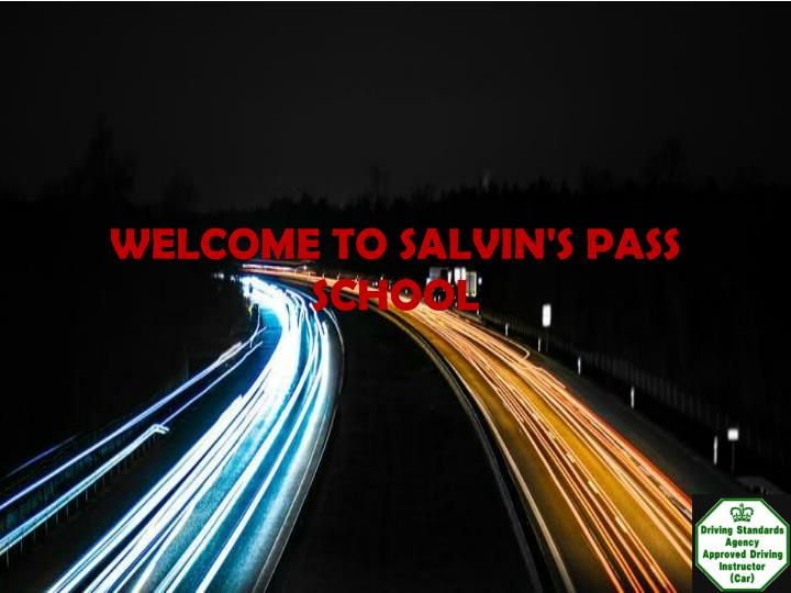 welcome to salvin s pass school n.