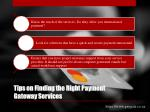 tips on finding the right payment gateway services 1